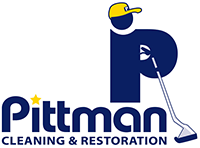 Pittman Cleaning & Restoration, Logo